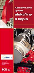 Kogenerace - kombinovaná výroba elektřiny  atepla